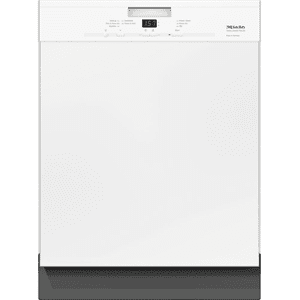 MieleG 4948 SCU AM - Pre-finished, full-size dishwasher with visible control panel, cutlery tray and 5 Programs