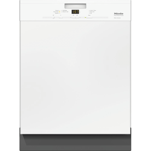 G 4948 SCU AM - Pre-finished, full-size dishwasher with visible control panel, cutlery tray and 5 Programs
