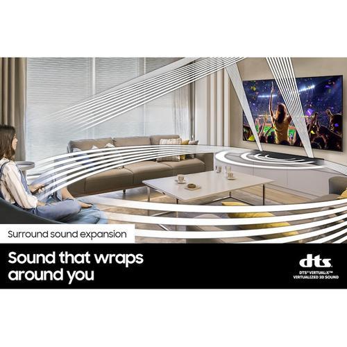Samsung - HW-A45C 2.1ch Soundbar w/ Dolby 5.1 / DTS Virtual:X (2021)
