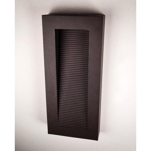 Avenue Large LED Outdoor Wall Sconce