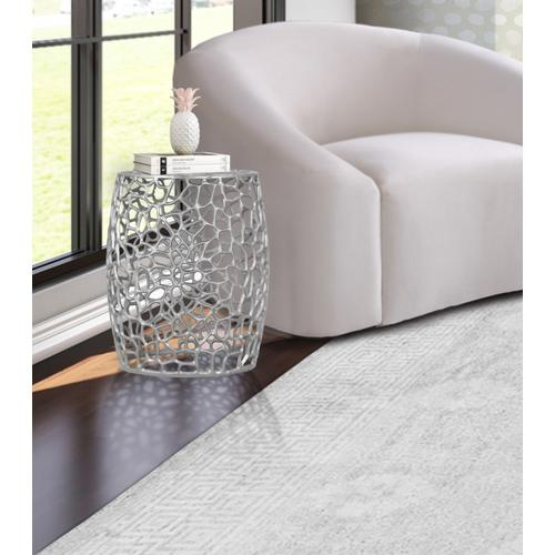 "Priya End Table - 17.5"" W x 17.5"" D x 20"" H"