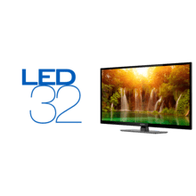 "Apex LE3245M 32"" HDTV"