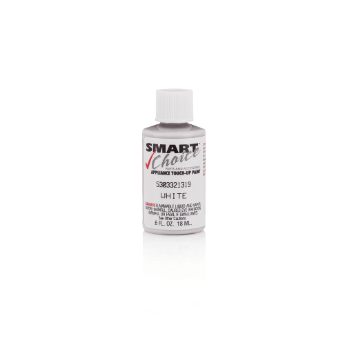 Smart Choice White Touchup Paint Bottle