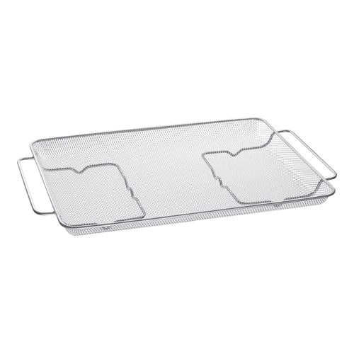 """Samsung - Stainless Steel Air Fry Tray Accessory for 30"""" Ranges"""