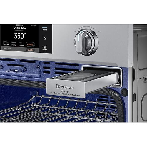"30"" Smart Single Wall Oven with Flex Duo™ in Stainless Steel"