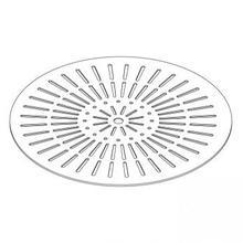 """36"""" Round Patterned Aluminum Umbrella Top, La'Stratta"""