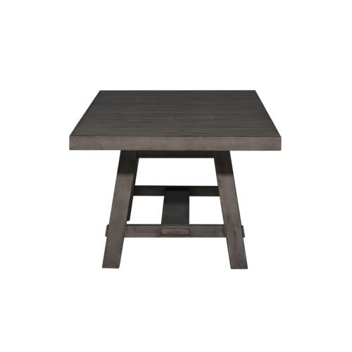 Trestle Table Set