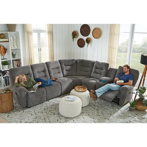 UNITY SECT. Power Reclining Sofa