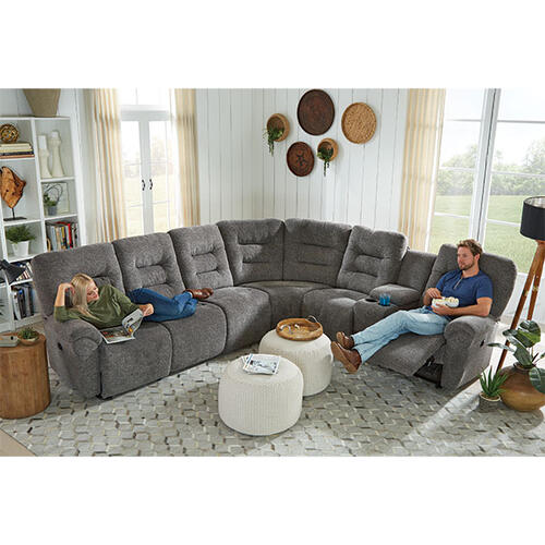 UNITY SECTIONAL Reclining Sectional