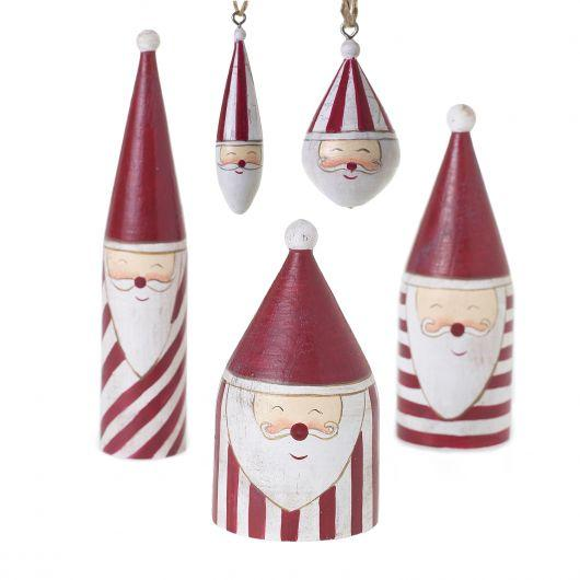 See Details - Candystripe Santa Collection