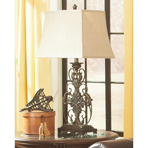 Signature Design By Ashley - Sallee Table Lamp