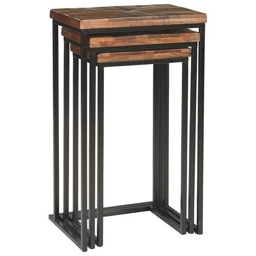 Cainthorne Accent Table (set of 3)