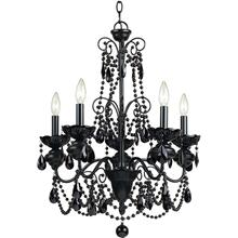 AF Lighting Mischief Five Light Chandelier, 7506-5H