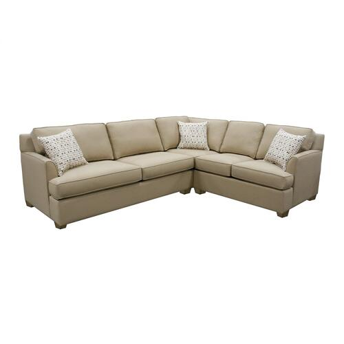 Capris Furniture - Capris configurable sectional. Build your sectional from the pieces below.