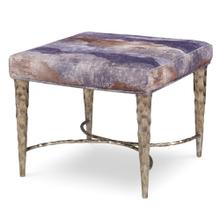 See Details - Chiseled Ottoman