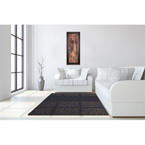 """Graceful Reflection I"" By Maria Donovan Framed Print Wall Art"
