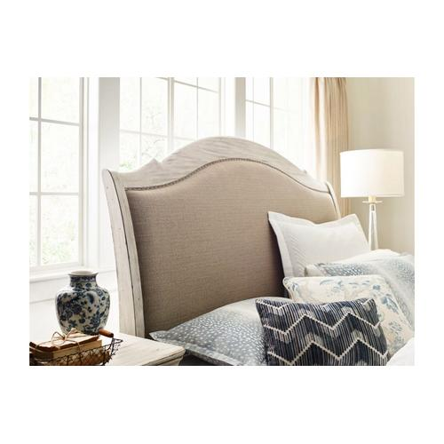 Gallery - Kelly Uph Sleigh Queen Bed - Complete