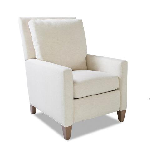 Push-Back Recliner - for Power Recliner order 8107-PRC