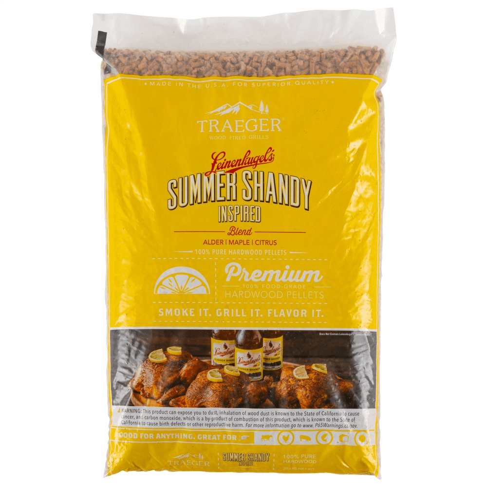 Traeger Leinenkugel's Wood Pellets