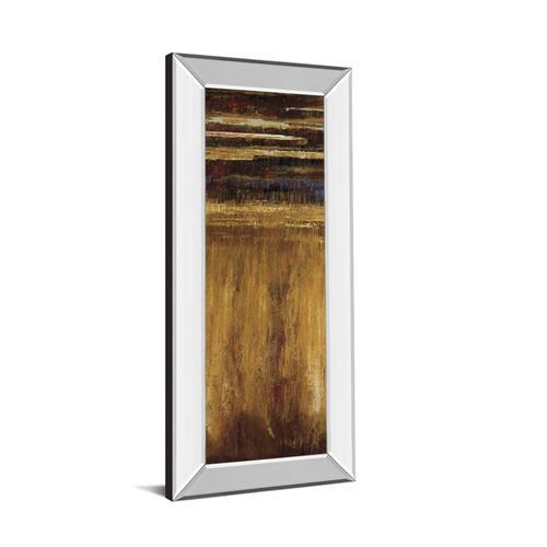 "Classy Art - ""Eruption Pompe II"" By Jardine Mirror Framed Print Wall Art"