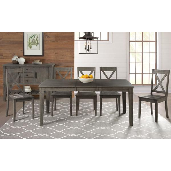 See Details - DINING LEG TABLE