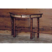262 Birch Bark Console Table