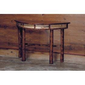 262 Birch Bark Console Table