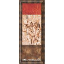 """""""Fresco I"""" By Loretta Linza Framed Print Wall Art"""