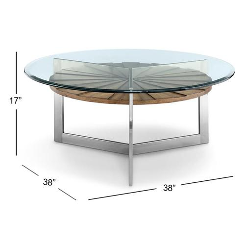 RED HOT BUY! Round Cocktail Table