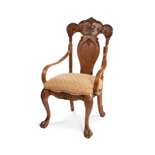 Grand Traditions Arm Chair Heritage Oak