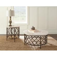 Roland 3-Piece Set(Cocktail & 2 End Tables)