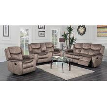 Logan Brown Recliner M6627