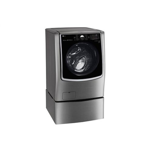 6.2 Total Capacity LG TWINWash™ System with LG SideKick™