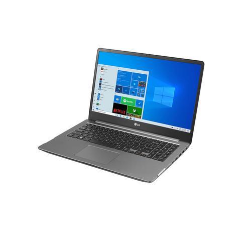 LG - LG UltraPC 15.6'' Lightweight & High Performance Laptop with Intel® 11th Gen i7 and NVIDIA® GeForce® GTX™ 1650Ti
