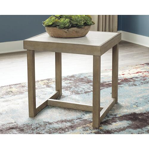 Gallery - Challene End Table