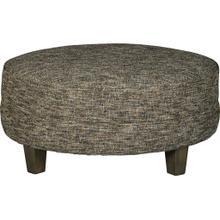 See Details - Hickorycraft Large Round Ottoman (M9001203LG)