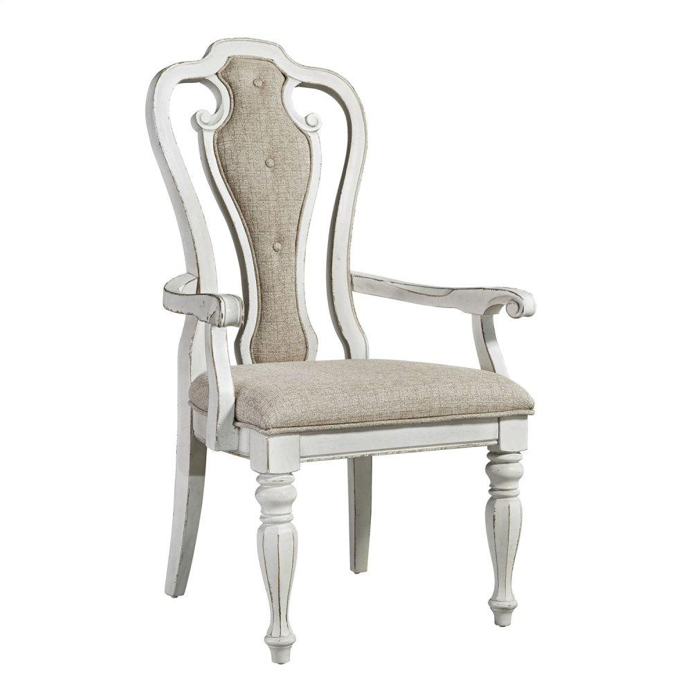 Splat Back Uph Arm Chair (RTA)