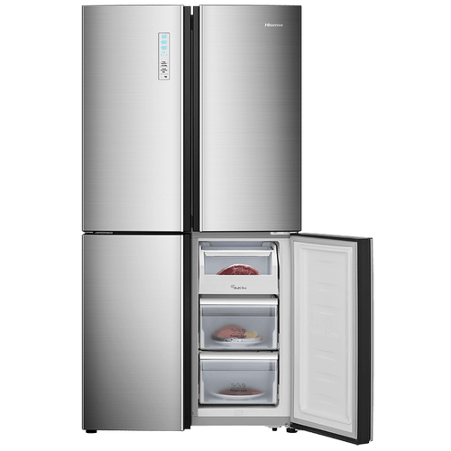 (Open Box) Full Size - 20.0 Cu. Ft. 4 Door Counter-Depth French Door Refrigerator