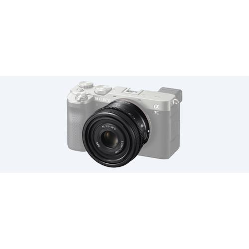 FE 50 mm F2.5 G