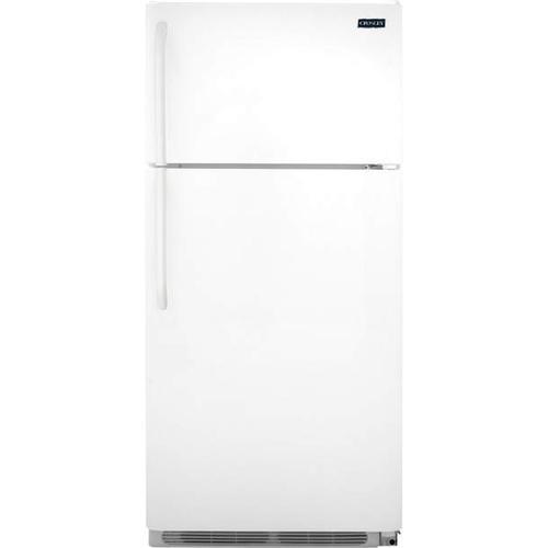 Crosley - Crosley Top Mount Refrigerator - White