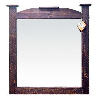 Med Wax Mansion Mirror