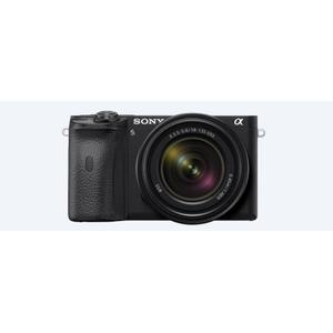 6600 premium E-mount APS-C camera