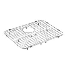 "Moen Stainless Steel Rear Drain Bottom Grid Accessory 20"" x 16"""