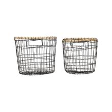Hadley Baskets, Set of 2