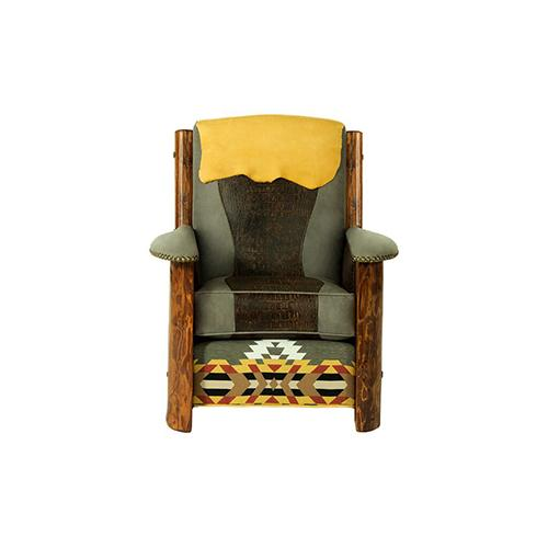 Wyoming - Rustler Accent Chair