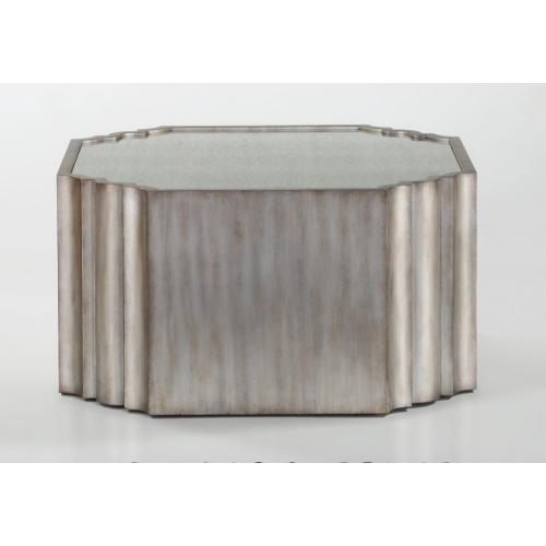 Vogue Coffee Table with Casters