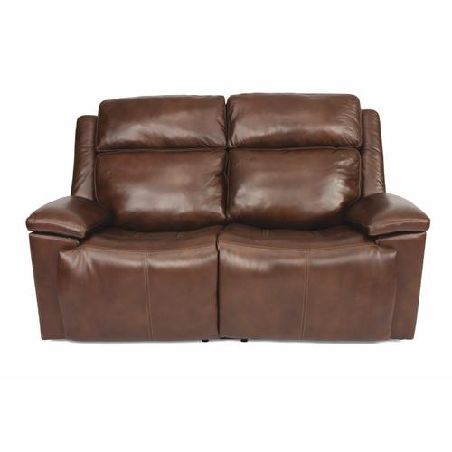 Gallery - Chance Power Reclining Loveseat with Power Headrests