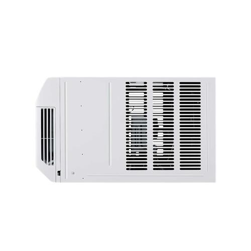 LG - 22,000 BTU DUAL Inverter Smart wi-fi Enabled Window Air Conditioner