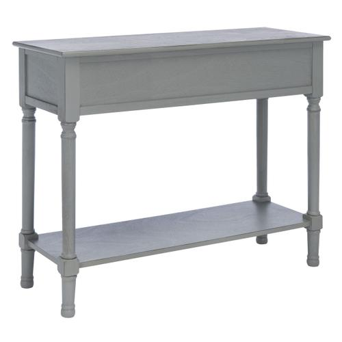 Safavieh - Ryder 2 Drawer Console Table - Distressed Grey