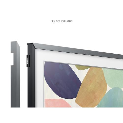 "(2020) 32"" The Frame Customizable Bezel - Platinum"